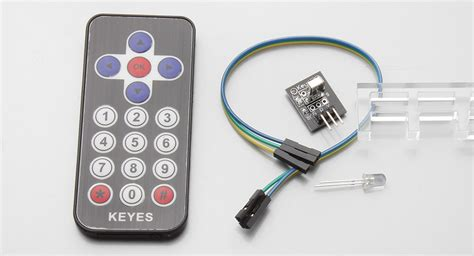 Keyes Infrared Remote Control Kit For Arduino
