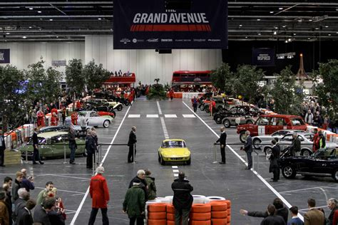 2016 London Classic Car Show Competition Winners