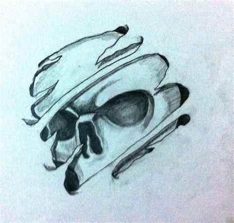 Cool Skull Drawings  Pencil Art Drawing