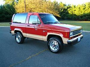 Ford Bronco Ii Facts   Bronco Ii Corral