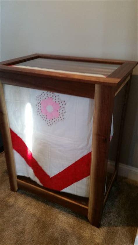 quilt curio cabinet  gunsofnavarone  lumberjockscom
