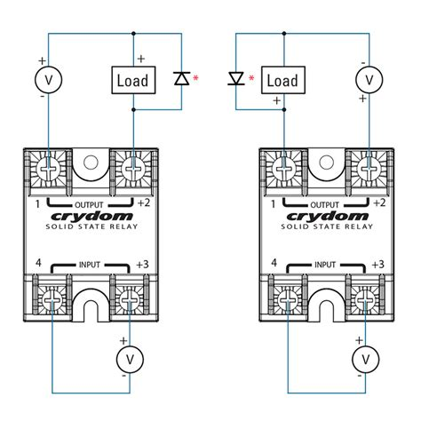 Crydom Wiring Diagram Collection