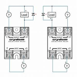 Solid State Relay Crydom 4d140 Wiring Diagram
