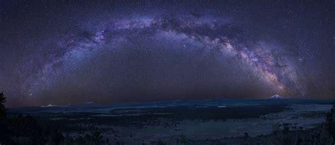 Photo Night Sky Broken Believers