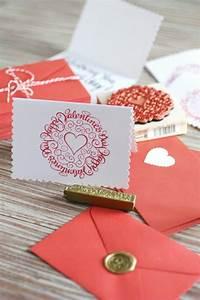 Valentinstag Geschenke Selber Machen : diy valentinstag geschenke und deko selber zu basteln ist ein zeichen von echter liebe ~ Eleganceandgraceweddings.com Haus und Dekorationen