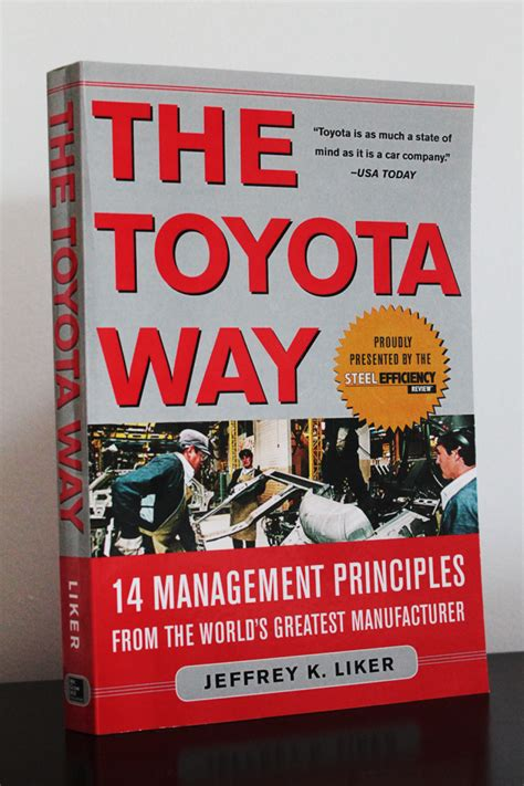 The Toyota Way by Toyota Way Book Review Ppt