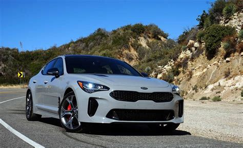 Review Kia by 2018 Kia Stinger Review Kia Stinger Gt Review