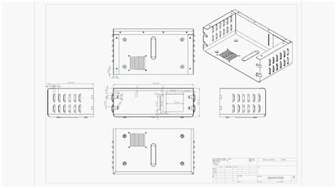 zeal cad drafting services sheet metal youtube