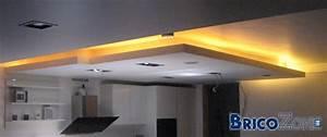 Eclairage Indirect Plafond : eclairage indirect faux plafond page 3 ~ Melissatoandfro.com Idées de Décoration