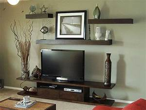 Best ideas about decorate around tv on