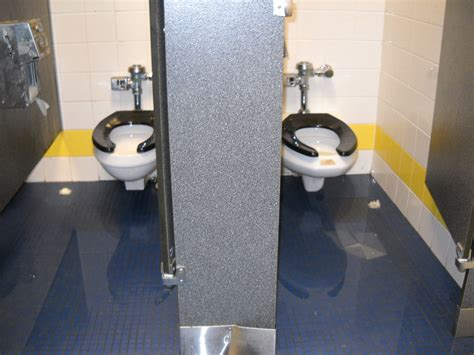 State Of School Bathrooms Remains An Issue