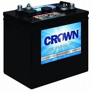 Crown Battery Agm 6crv220