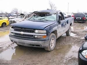 2001 Chevrolet Truck Silverado 1500 Pickup Suspension