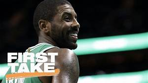 First Take predicts Cleveland fan reactions to Kyrie ...