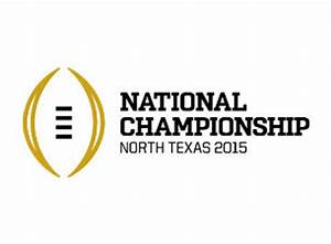 College Football Playoff National Championship Game ...
