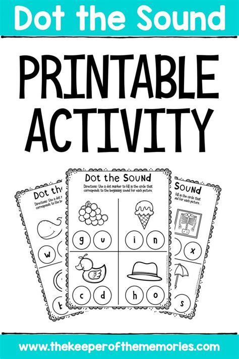 kindergarten worksheets  images beginning sounds