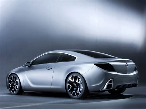 Opel Coupe by Opel Grand Turismo Coupe Concept