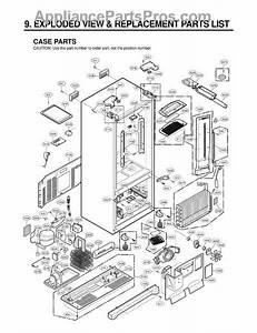 Lg Tca37091209 Compressor Set Assembly
