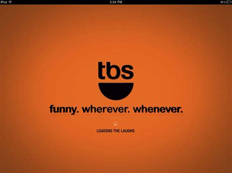 Tbs Comes To The Ipad With Full Episodes For Compliant