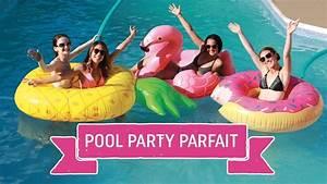 Comment organiser un POOL PARTY PARFAIT ! - YouTube