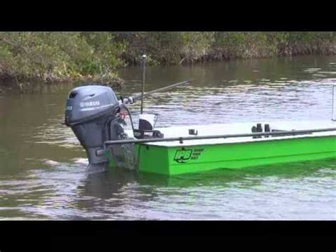 Fishing Boat Pole Anchor by Fishing For Redfish With The Power Pole Micro Anchor Youtube