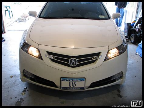 2010 Acura Tl Grille by Custom Acura Grilles Look Way Better