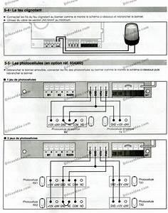 Branchement portail electrique rparation portail for Notice came porte de garage