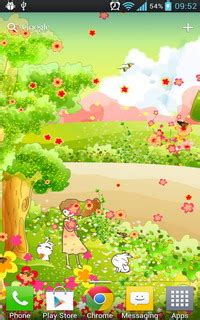 spring  wallpapers  android android