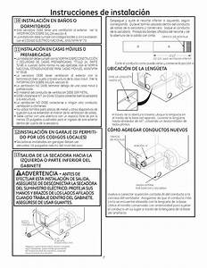 Ge Gfdn110gd2ww User Manual Gas Dryer Manuals And Guides