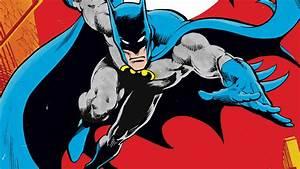 History of Batman comic books