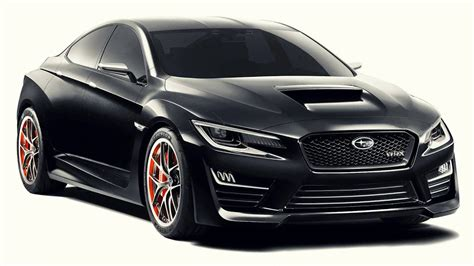 subaru wrx concept youtube