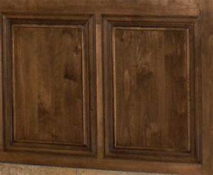 Dark Walnut stain on birch - Cabinets | New House ...
