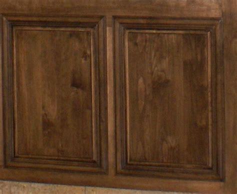 Dark Walnut stain on birch   Cabinets   New House