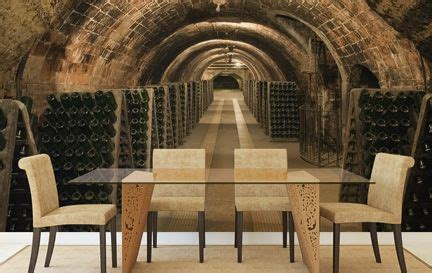 wine cellar wall murals vineyard wallpaper wallsauce