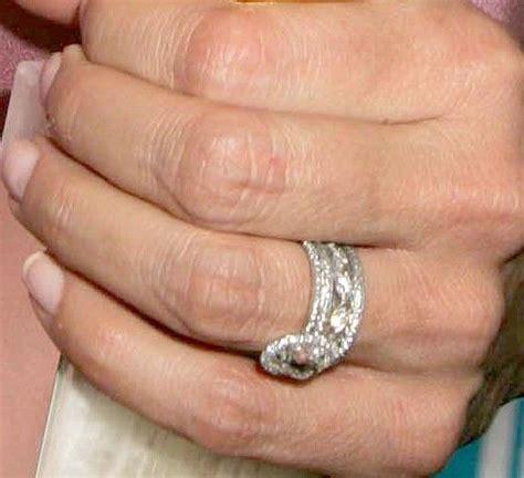 mariska hargitay wedding ring updated celebrity rings celebrity engagement rings