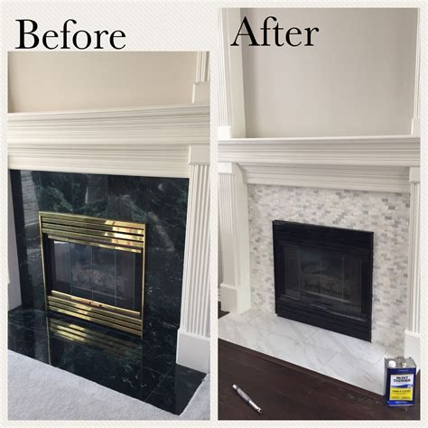 Fireplace Marble Surround Replacement Shapeyourmindscom