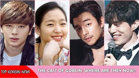 Agen Pil Aborsi Jogja Gong Yoo News Cytotecaborsi Com The Cast Members Of Quot Goblin Quot Are Unique And
