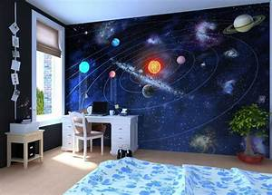 50, Space, Themed, Bedroom, Ideas, For, Kids, And, Adults