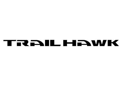 jeep cherokee logo jeep cherokee trail hawk logo vector format cdr ai eps