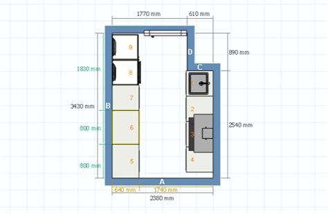 Planung Einer Ikea Metod Küche Mit Fremdgeräten