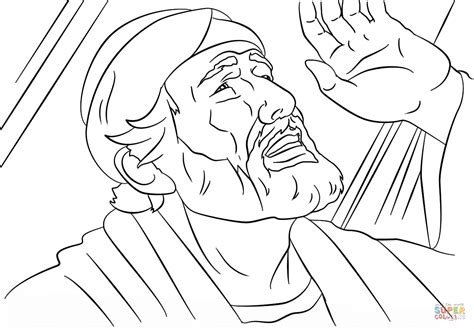Paul Is Shipwrecked Free Coloring Pages