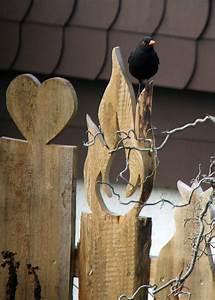 Selber Bauen Mit Holz : gartenzaun holz sichtschutz selber bauen mit guck ma der ~ Lizthompson.info Haus und Dekorationen