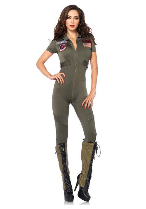 womens jumpsuit top gun 39 s jumpsuit
