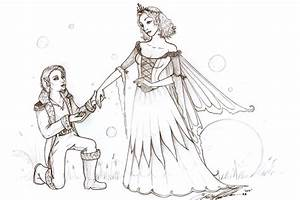 Fairy Queen and Elven Prince by moonfeather on DeviantArt