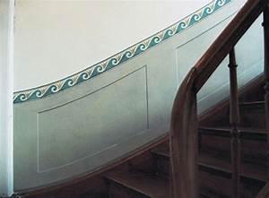 Treppen Streichen Ideen : wandgestaltung treppenhaus ~ Markanthonyermac.com Haus und Dekorationen