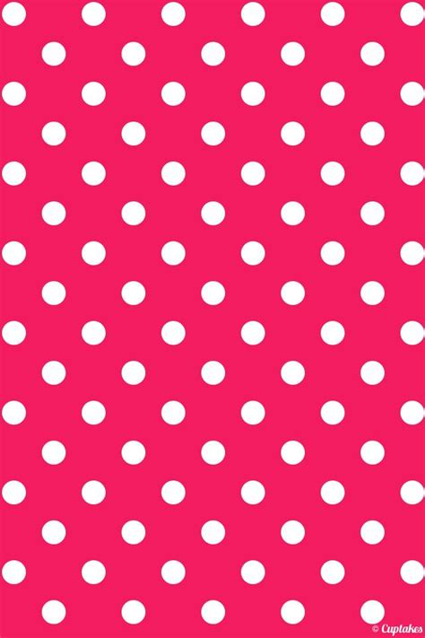 polka dot wallpaper pink gallery