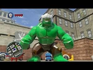 LEGO Marvel Super Heroes (PS4) - Stan Lee / Excelsior Hulk ...