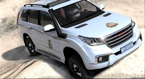 Lada H9 by Great Wall Haval H9 Offroad Add On Tuning Liveries 1