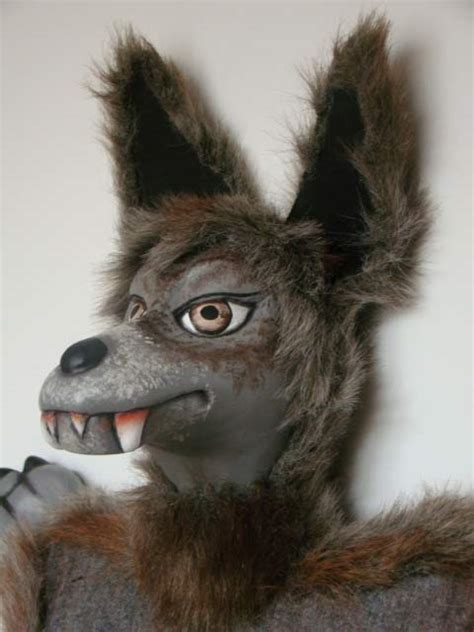 buy wolf hand puppet  puppeteer size  code vk