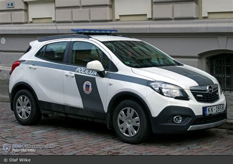 Einsatzfahrzeug: Rīga - Valsts Policija - FuStW - BOS ...